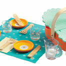 Djeco Wooden Picnic Playset additional 1