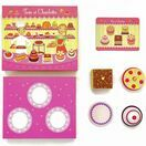 Djeco Charlotte & Tom Cake Decorating additional 2