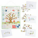 Moulin Roty Seasons Magnetic Calendar additional 1