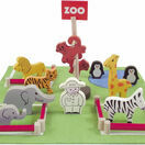 Apples to Pears Zoo in a Tin Play Set additional 2