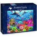 Dolphin Coral Reef 1000 Piece Puzzle additional 2
