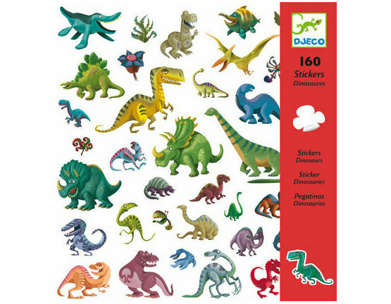 Djeco Sticker Collection - Dinosaurs