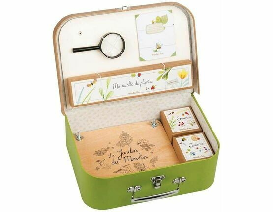 Moulin Roty Botanist Kit and Carry Case