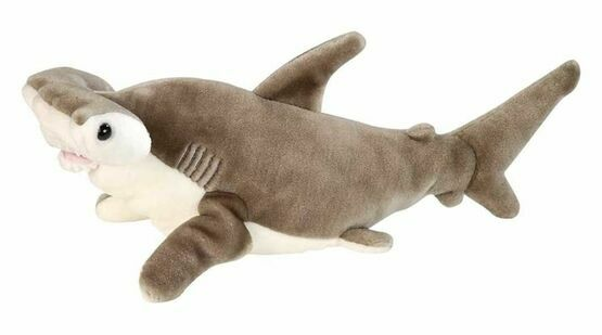 Wild Republic Hammerhead Shark 38cm Cuddlekin Soft Toy